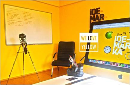 layout - creative workshop , bursa reklam ajansı,web tasarım,ofis,tasarım ofisi